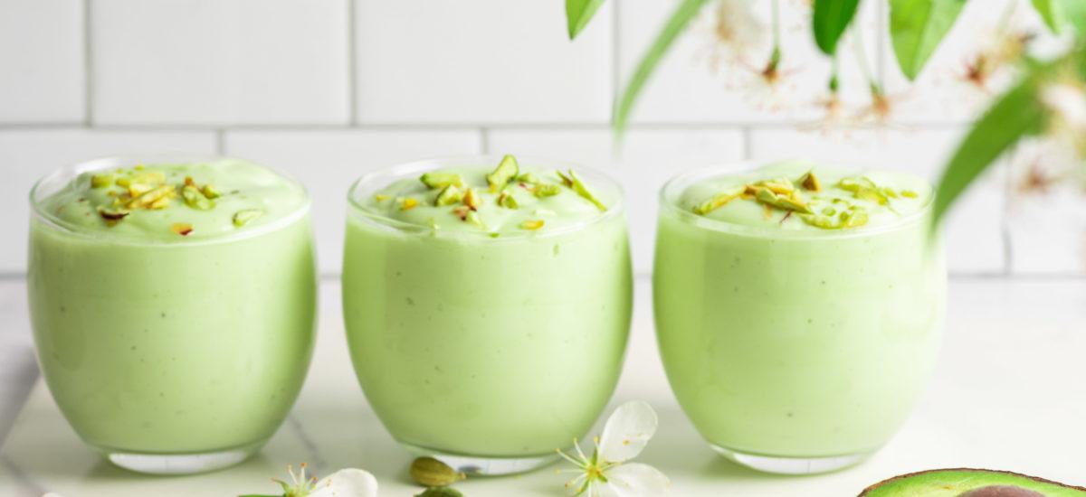 Avocado Lassi | Avocado Breakfast Smoothie Recipe